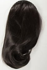 Dark Brown Brunette Medium Headbands Accessories Hair Pieces