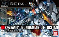 Bandai Twilight Axis HGUC Gundam AN-01 Tristan HG 1/144 Plastic Model Kit - NEW