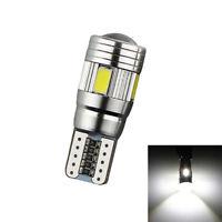 1 ampoule à LED  Veilleuses  / Feux de position Blanc  pour Audi A3 8P
