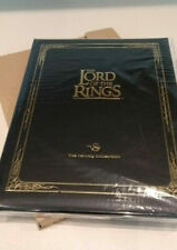 NEW ZEALAND    2004     LORD OF THE RINGS STAMPS    THE TRILOGY COLLECTION BOOK