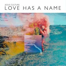 Love Has a Name * by Jesus Culture (CD, Aug-2017, Jesus Culture Music)