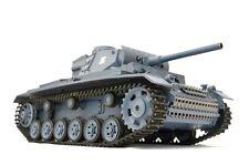 RC Panzer Kampfwagen III 1 16 Heng Long Rauch Sound