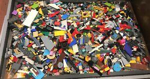 Lego Various large job lot 9Kg+ mixed bricks (modern)