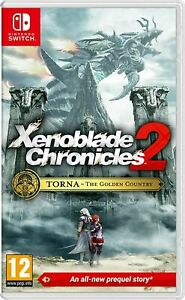 Xenoblade Chronicles 2 Torna The Golden Country Nintendo Switch EXCELLENT