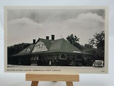 (PC) Southern R. R. Station, Summerville, S. C.*Combined Shipping Available*