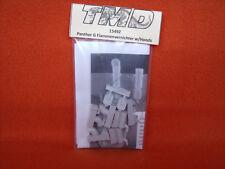 TMD ® 15492 Panther G Flammenvernichter w/ Hoods Resin Conversion Umbausatz 1:35