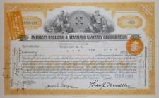 American RADIATOR & Sanitary standard 1951