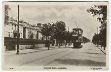 More details for queen's road, aberdeen - aberdeenshire postcard (p1187)