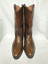 Vintage Red Wing Men's Pecos Cowboy Boots 8.5D USA Made Ranch Wear PB