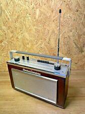 "POSTE RADIO VINTAGE "" RADIO CARILLON "" MODELE CELESTY, ANNÉES 60"