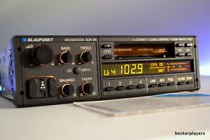Blaupunkt WOODSTOCK SQR 88 Radio player PORSCHE 944 969 911 BMW e21 e28 Mercedes