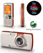 Sony Ericsson W800i White (Ohne Simlock) 3Band 2,0MP Walkman MP3 Radio NEU OVP