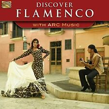 Discover Flamenco With Arc Music [CD]
