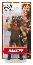 WWE Mankind Elite Wrestling Action Figure Amazon Exclusive series superstar mask