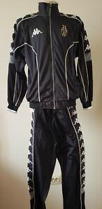 Juventus Home football Kappa warm Jacket and Pants size XL