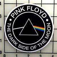 "Pink Floyd Dark Side of the Moon 4"" Wide Color Vinyl Decal Sticker - BOGO"