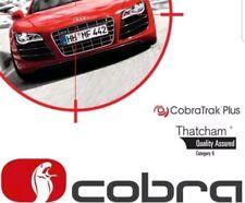 COBRA VODAPHONE PROTECT CAT 6 GPS CAR VAN TRACKER INCLUDES 1ST YRS SUBSCRIPTION