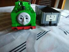 Track Master Duck and his back car
