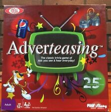 Poof-Slinky Ideal Adverteasing Board Game Complete Used Gently Stock 436