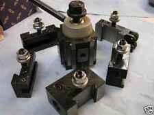 Quick Change Tool Post - Piston Type 100