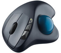 Logitech M570 Wireless Trackball Computer Game Mouse