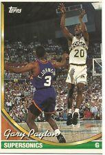 Gary Payton Topps 1993/94 - NBA Basketball Card #155