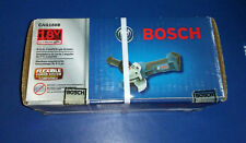 Bosch CAG180B 18v 4-1/2 inch Cutoff/Angle Grinder Lithium Ion *NEW* (Bare Tool)