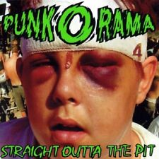 Punk-O-Rama 4, Staight Outta The Pit, CD, 1999, Epitaph