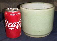 New listing Antique Chinese Celadon Porcelain Censer