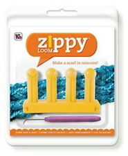 Kb Zippy Loom - Knit a Scarf in 15mins - Use With Chunky Yarn