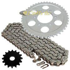 Drive Chain & Sprockets Kit Fits SUZUKI GSX-R1100W 1995 1996 1997 1998