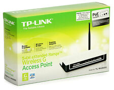 TP-LINK Power Wireless Access Point  (TL-WA500 G) 2,4 GHz 54 Mbps High