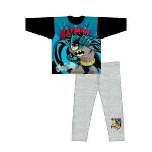 MARVEL COMICS BATMAN PYJAMAS - WHAM !