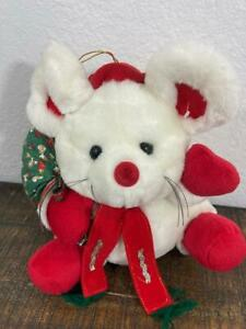 meiling toys company mice mouse carrying bag sack hoiday christmas plush