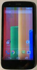 READ 1ST Motorola MOTO G 1ST Gen 8GB XT1031 CDMA Black Burn In Fast Ship  Used