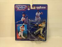 Kenner Starting Lineup Sports 1998 Detroit Tigers Bobby Higginson t2670