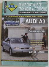 revue pratique de technique automobile RTA occasion AUDI A3