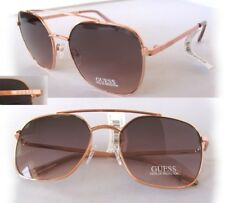 New GUESS GF0338 Rose Gold/Rose Womens Sunglasses $75.00