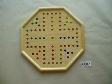 WAHOO WA HOO BOARD GAME  15 x 15 inch.  4 player.  Octagon.  KK07