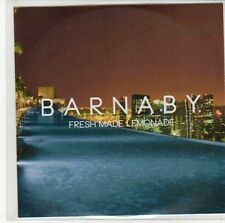 (ED574) Barnaby, Fresh Made Lemonade - 2013 DJ CD
