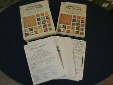 (796) 1963 Book of Patterns and Instructions for AMERICAN NEEDLEWORK