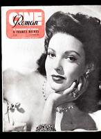 Cine-Roman Le Magazine du Cinema Linda Darnell October 2 1949