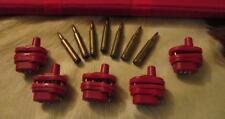 RAZOR BLADES RED COMBINATION TRIGGER LOCKS X 10 RIFLE SHOTGUN HUNTING SHOOTING