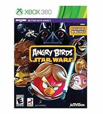 Angry Birds Star Wars Xbox 360 NEW & SEALED