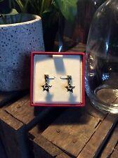 RRP £215 Valentino Garavani Orchid Earrings (Brand new)