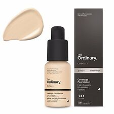 The Ordinary Coverage Foundation (1.2P Light - pink undertone) Full Coverage NIB