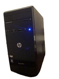 HP Pavilion p2-1033w (500GB, AMD E-300 APU, 1.30GHz, 3GB) PC Desktop - Tower