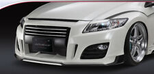 For 10.2 -12.8 HONDA CRZ ZF1 SBLK Style Headlight trim Exterior Kits FRP Fiber