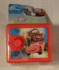 Disney Pixar Cars Mini Safe Toy / Coin Storage - Red / 54135