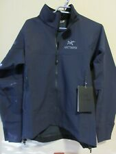 Mens New Arcteryx Gamma LT Jacket Size Small Color Tui Authentic